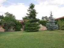 Jardin Casa Rural La Cantañera Cañicosa Segovia