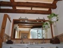 Baño1 Casa Rural La Cantañera Cañicosa Segovia