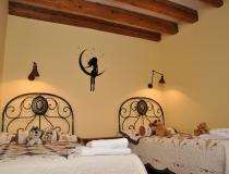 Habitación 5 Casa Rural La Cantañera Cañicosa Segovia