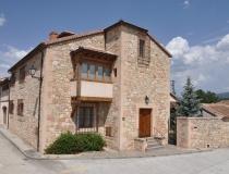 Exterior Casa Rural La Cantañera Cañicosa Segovia
