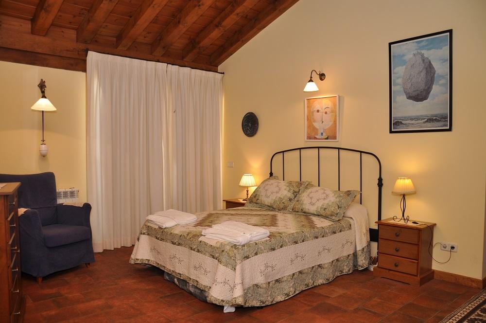 Suite2 Casa Rural La Cantañera Cañicosa Segovia