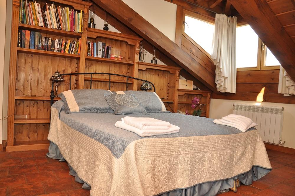 Habitación6 Casa Rural La Cantañera Cañicosa Segovia